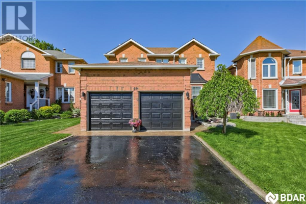 90 GOLDEN MEADOW Road, Barrie