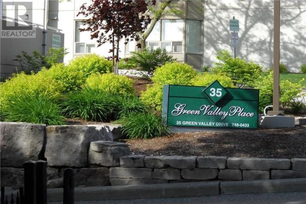 507 -  35 Green Valley Drive, Kitchener