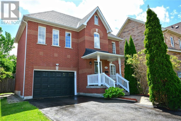 7066 Crickley Hill Court, Mississauga
