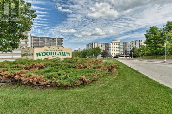 206 -  19 WOODLAWN Road E, Guelph