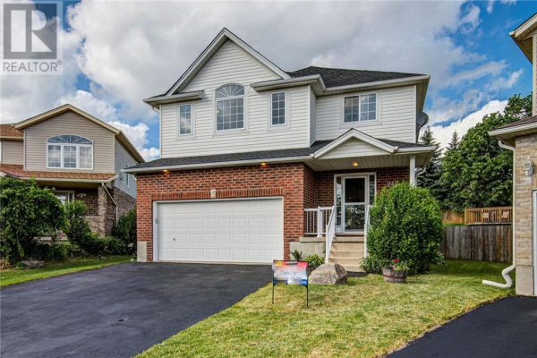 241 LAUREL SPRINGS Court, Kitchener