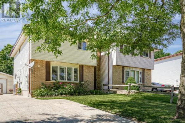 78 UPTON Crescent, Guelph