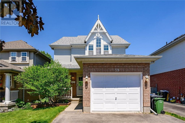 59 Starview Crescent, Guelph
