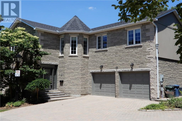 11 -  25 Manor Park Crescent, Guelph