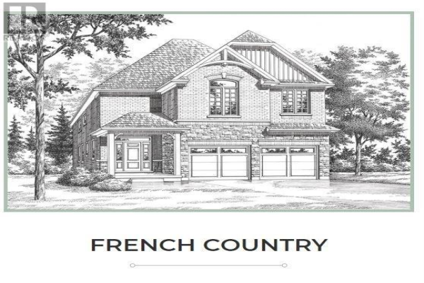 Lot 13 -  219 FOREST CREEK Drive, Kitchener