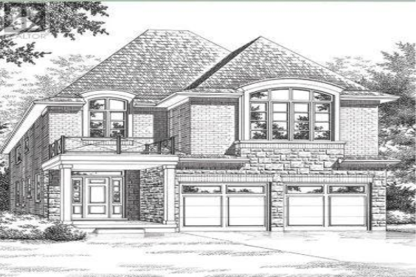 Lot 32 -  39 Hollybrook Trail, Kitchener