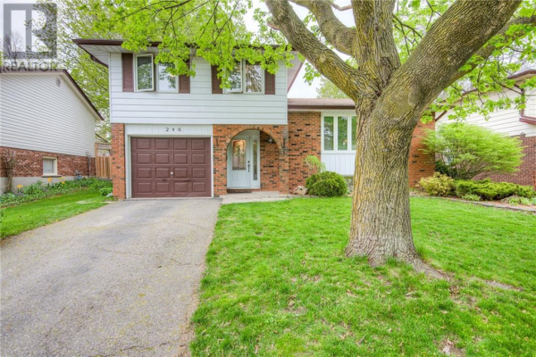 246 IRONWOOD Road, Guelph