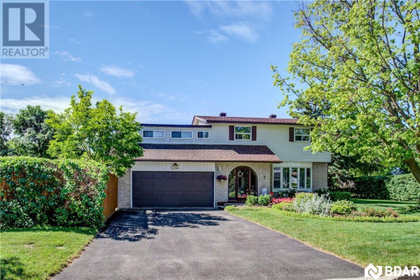 1 FITZROY Terrace, Barrie