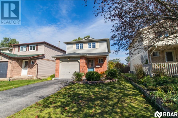 12 SINCLAIR Court, Barrie
