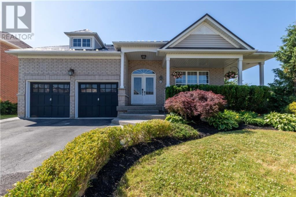 85 BLACKBURN Drive, Brantford