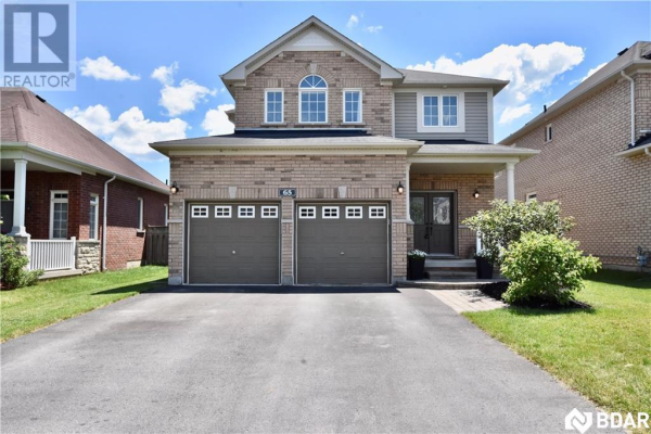 65 WESTMINSTER Circle, Barrie