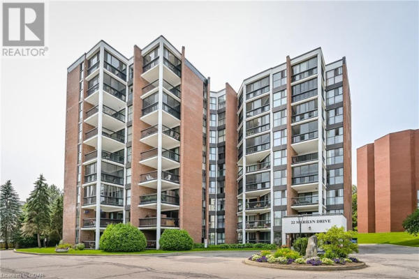 22 Marilyn Drive Unit# 601, Guelph
