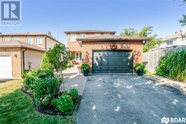 46 ORWELL Crescent, Barrie