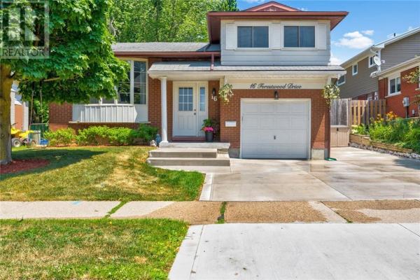 16 Forestwood Drive, Kitchener