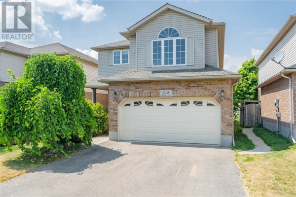 218 HOLBEACH Crescent, Waterloo