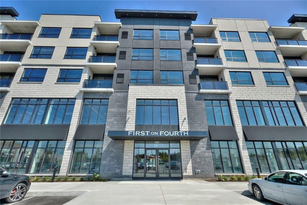 300 FOURTH Avenue Unit# 501, St. Catharines
