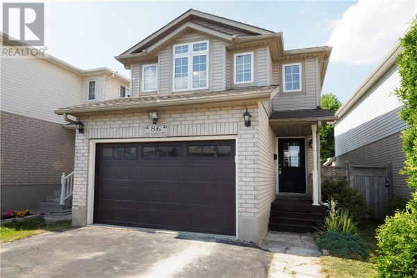86 PINE MARTIN Crescent, Kitchener