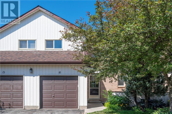 16 -  35 WESTHEIGHTS Drive, Kitchener