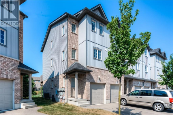 7 -  285 OLD HURON Road, Kitchener