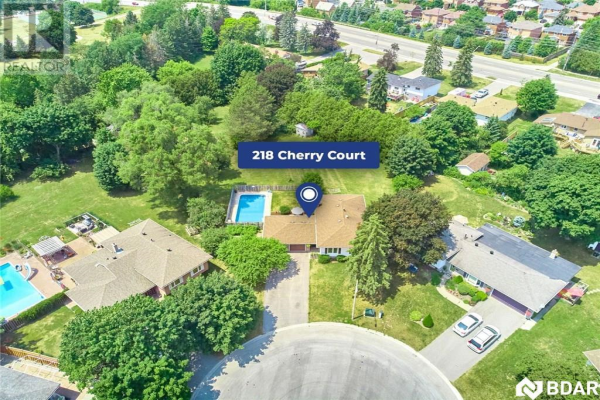 218 CHERRY Court, Barrie