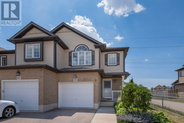 69 SORRENTO Street, Kitchener