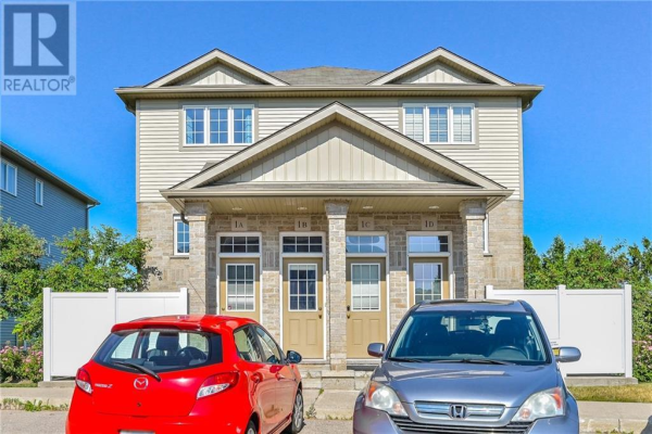 1A -  240 WESTMEADOW Drive, Kitchener