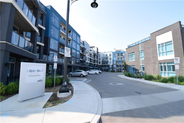 321 -  10 Concord Place, Grimsby