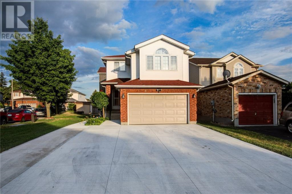 6 Waterwillow Court, Kitchener