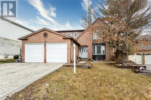 49 BENT WILLOW Drive, Kitchener