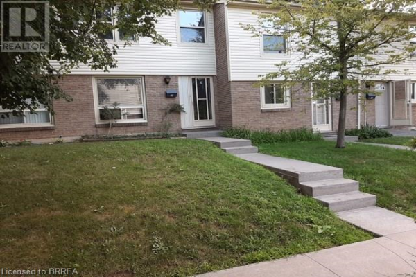 66 -  165 GREEN VALLEY Drive, Kitchener