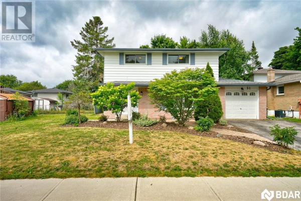 51 COLLEGE Crescent, Barrie