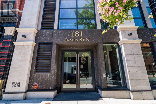 181 James Street N Unit# 201, Hamilton