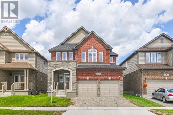 72 Crosswinds Drive, Kitchener