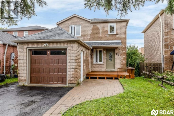 66 WALLACE Drive, Barrie