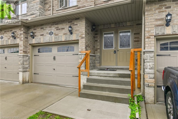 714 Willow Road Unit# 3, Guelph