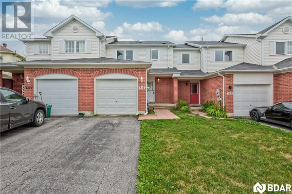 209 PICKETT Crescent, Barrie