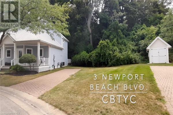 3 NEWPORT BEACH Boulevard, Fort Erie