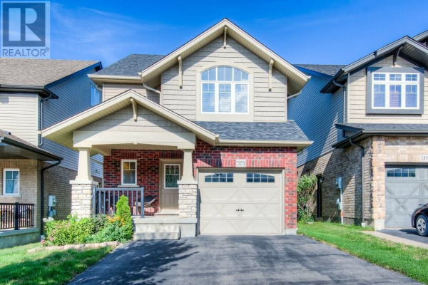 573 Isaiah Crescent, Kitchener
