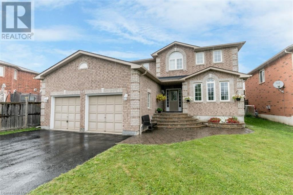 48 PATRICK Drive, Barrie