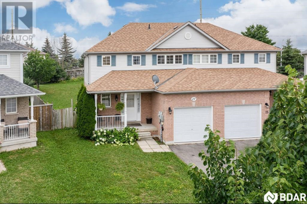 27 Heritage Court, Barrie