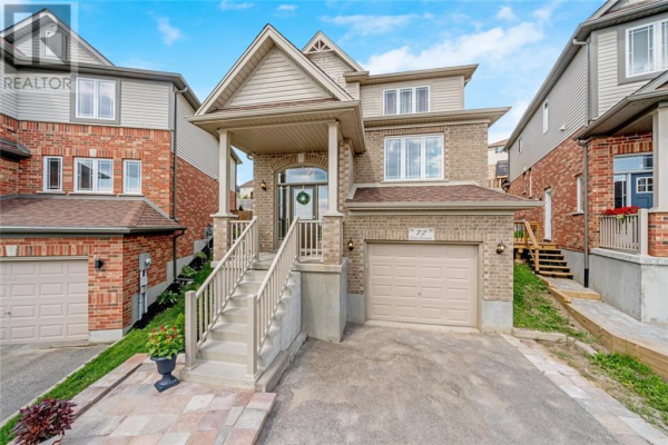72 Oakes Crescent, Guelph