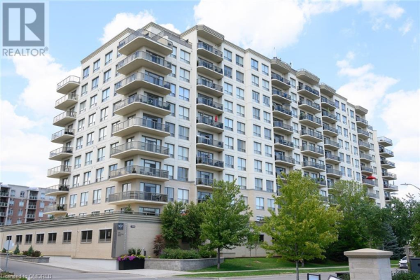 1998 IRONSTONE Drive Unit# 805, Burlington
