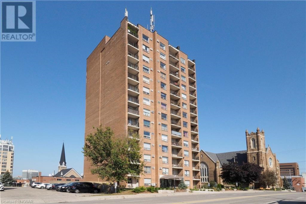 64 BENTON Street Unit# 401, Kitchener