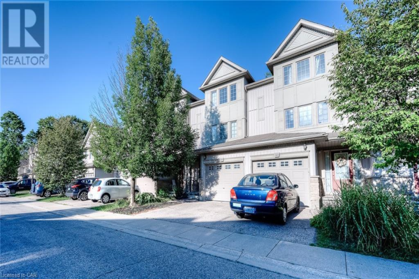 110 ACTIVA Avenue Unit# 24, Kitchener