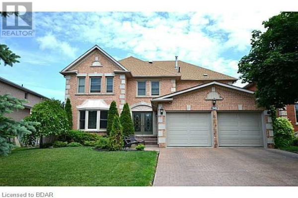 30 FALLING BROOK Drive, Barrie
