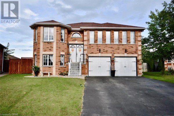 55 SILVER MAPLE Crescent, Barrie