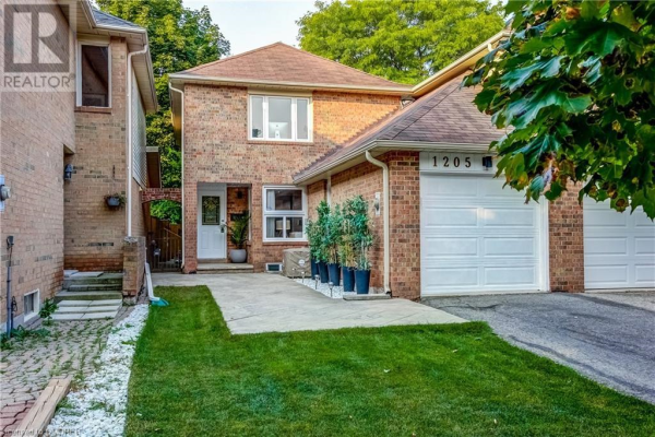 1205 POTTERS WHEEL Crescent, Oakville