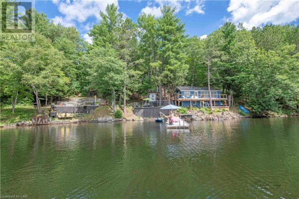 12-SR409 SEVERN RIVER Shores, Muskoka Lakes