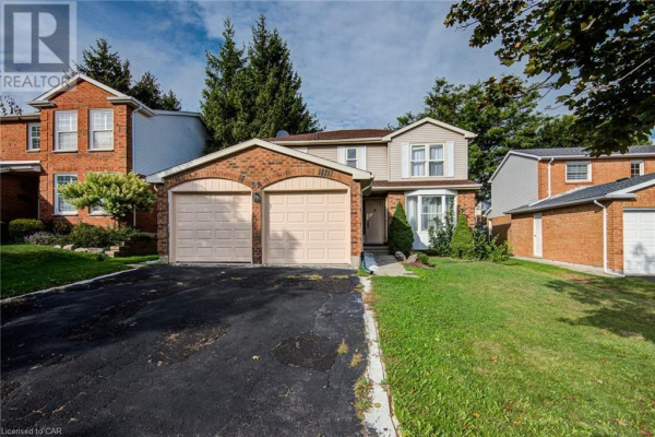 31 OLD MAPLE Lane, Kitchener