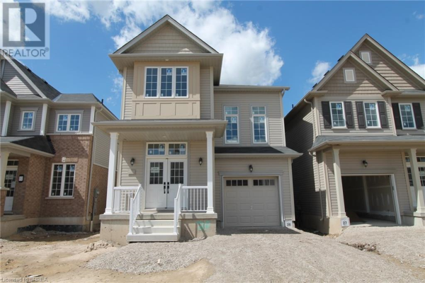 LOT #28 LONGBOAT Run W, Brantford